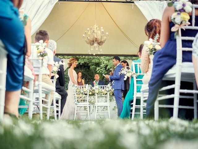 Il matrimonio di Rahoel e Opal a Ostuni, Brindisi 82
