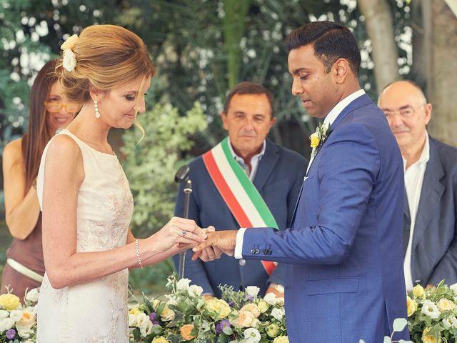 Il matrimonio di Rahoel e Opal a Ostuni, Brindisi 84