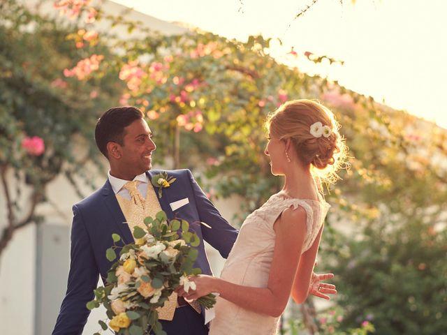 le nozze di Opal e Rahoel