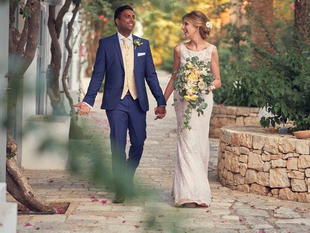 Il matrimonio di Rahoel e Opal a Ostuni, Brindisi 100