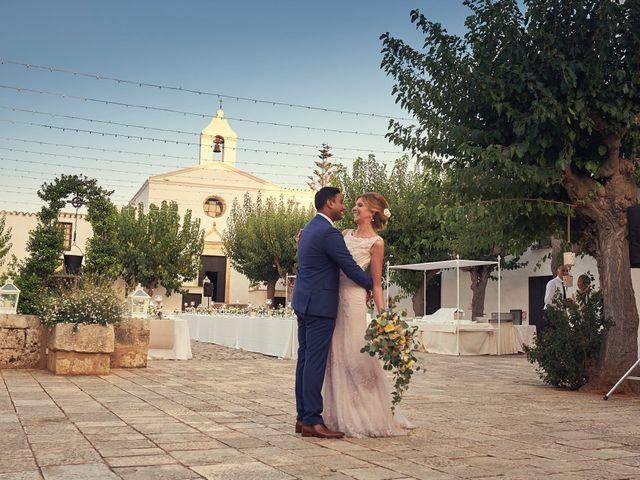 Il matrimonio di Rahoel e Opal a Ostuni, Brindisi 104