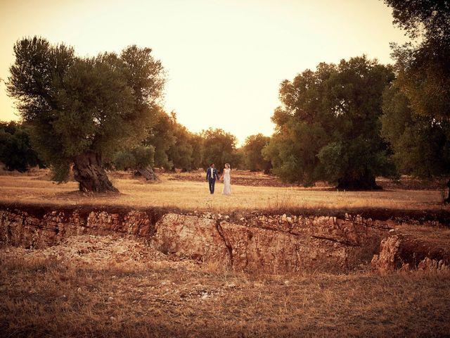 Il matrimonio di Rahoel e Opal a Ostuni, Brindisi 109