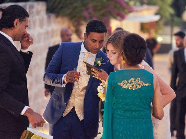 Il matrimonio di Rahoel e Opal a Ostuni, Brindisi 112