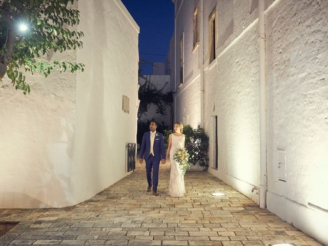 Il matrimonio di Rahoel e Opal a Ostuni, Brindisi 119