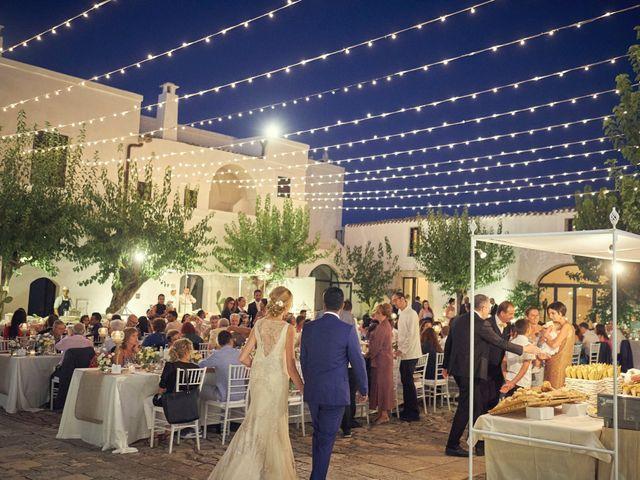 Il matrimonio di Rahoel e Opal a Ostuni, Brindisi 120