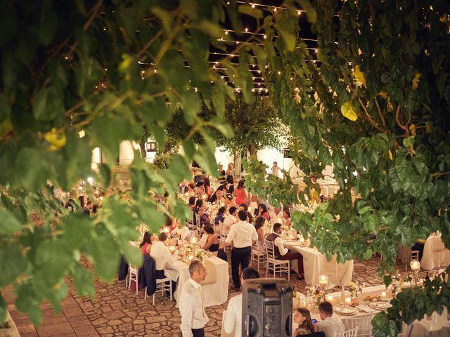Il matrimonio di Rahoel e Opal a Ostuni, Brindisi 124