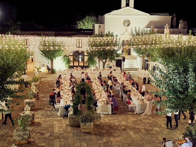 Il matrimonio di Rahoel e Opal a Ostuni, Brindisi 135