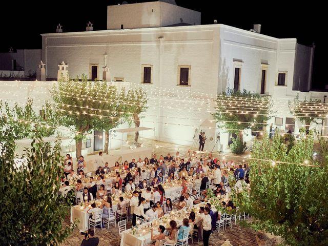 Il matrimonio di Rahoel e Opal a Ostuni, Brindisi 140