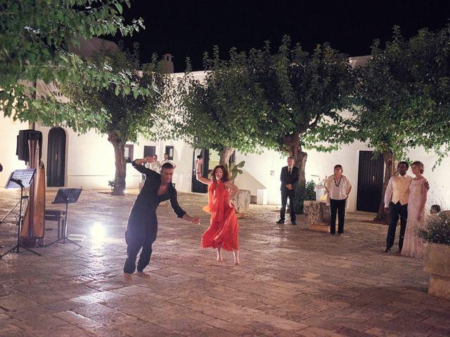 Il matrimonio di Rahoel e Opal a Ostuni, Brindisi 148
