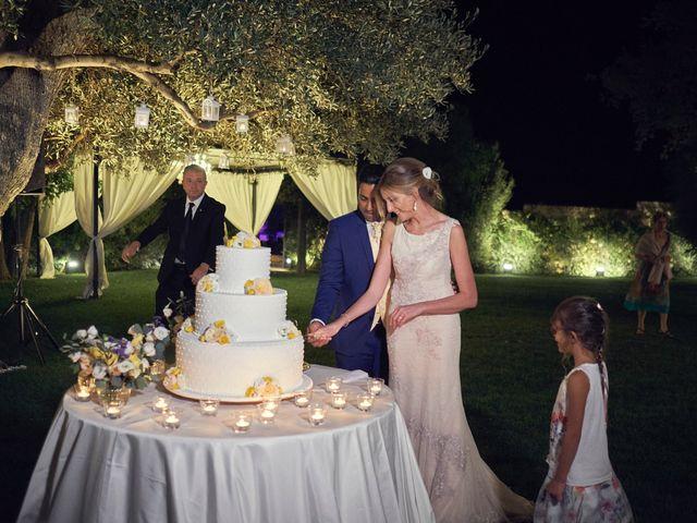 Il matrimonio di Rahoel e Opal a Ostuni, Brindisi 152