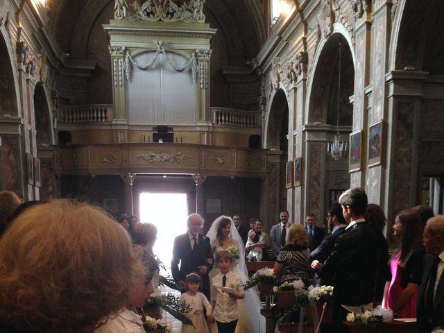 Il matrimonio di Barbara e Luca a Grugliasco, Torino 1