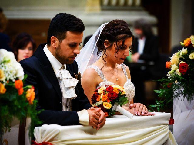 Il matrimonio di Simone e Rebecca a Genzano di Roma, Roma 11