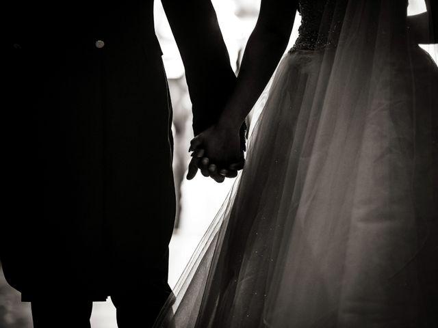 Il matrimonio di Simone e Rebecca a Genzano di Roma, Roma 12