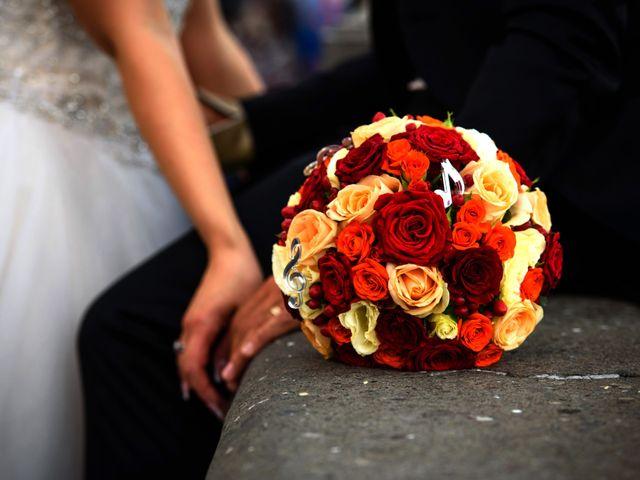 Il matrimonio di Simone e Rebecca a Genzano di Roma, Roma 14