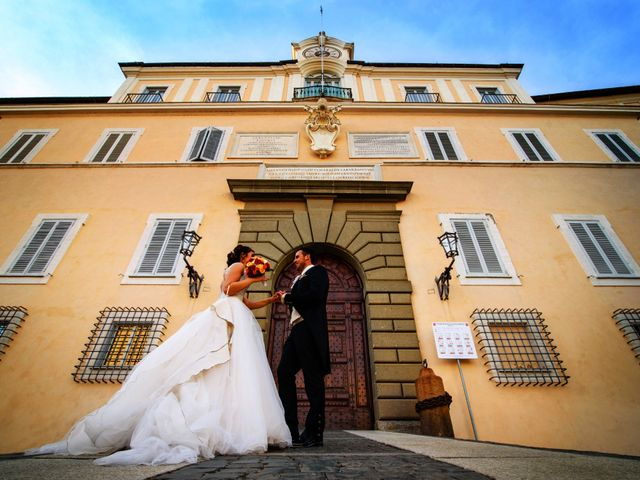 Il matrimonio di Simone e Rebecca a Genzano di Roma, Roma 16
