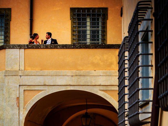 Il matrimonio di Simone e Rebecca a Genzano di Roma, Roma 18