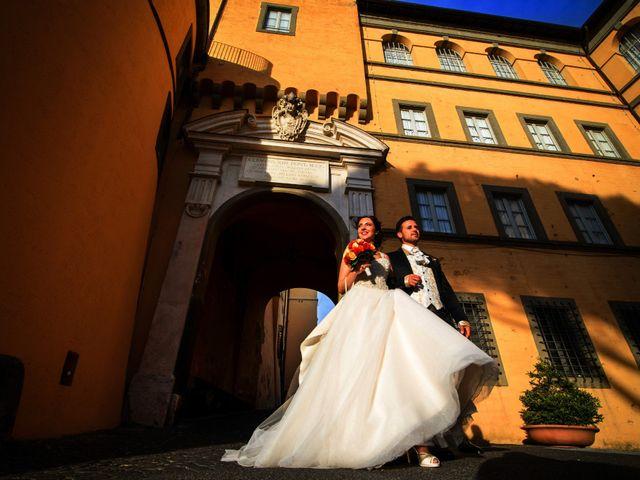 Il matrimonio di Simone e Rebecca a Genzano di Roma, Roma 19