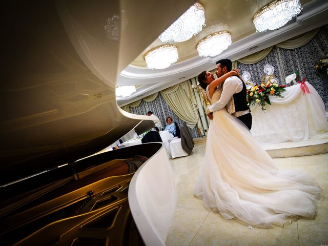 Il matrimonio di Simone e Rebecca a Genzano di Roma, Roma 23