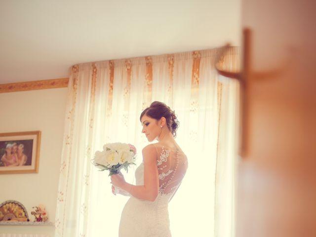 Il matrimonio di Gianluca e Sara a Voghiera, Ferrara 5