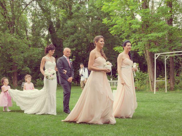 Il matrimonio di Gianluca e Sara a Voghiera, Ferrara 7