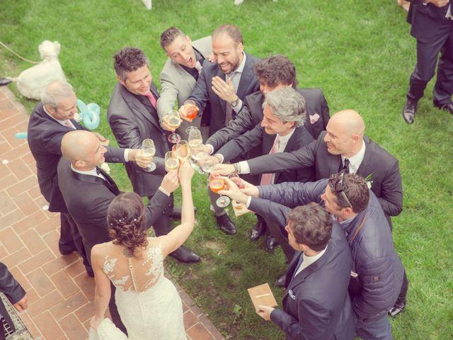 Il matrimonio di Gianluca e Sara a Voghiera, Ferrara 14