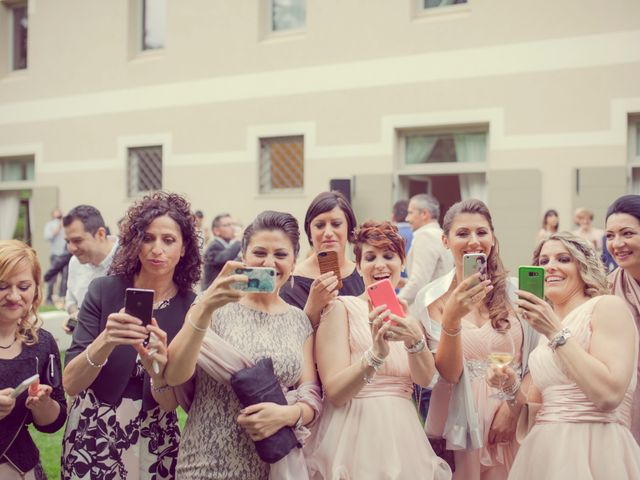 Il matrimonio di Gianluca e Sara a Voghiera, Ferrara 16