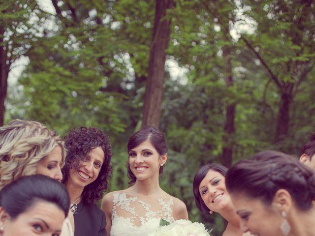 Il matrimonio di Gianluca e Sara a Voghiera, Ferrara 17