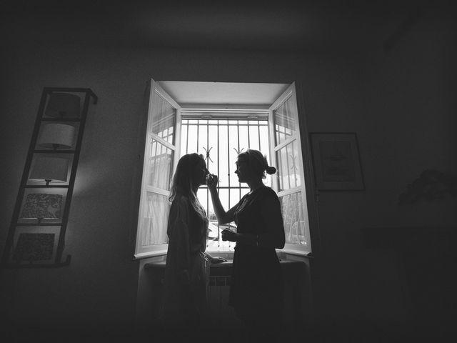 Il matrimonio di Enrico e Giancarla a Portovenere, La Spezia 3