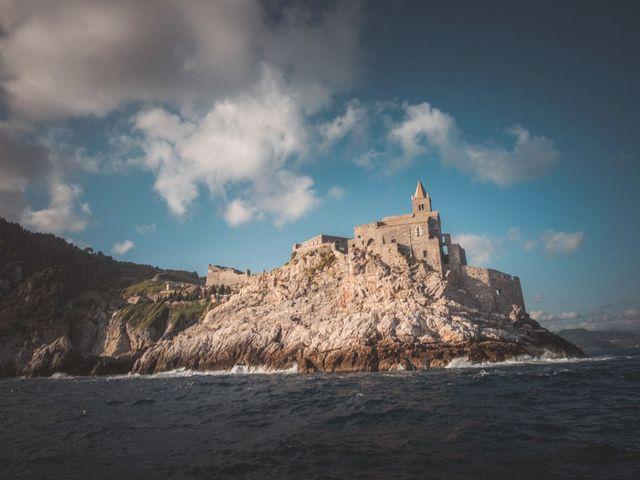 Il matrimonio di Enrico e Giancarla a Portovenere, La Spezia 12