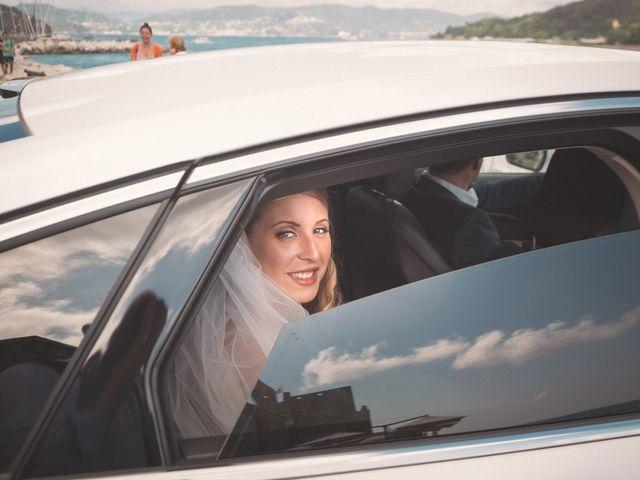 Il matrimonio di Enrico e Giancarla a Portovenere, La Spezia 13