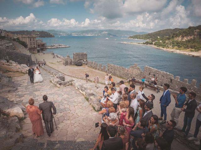 Il matrimonio di Enrico e Giancarla a Portovenere, La Spezia 14