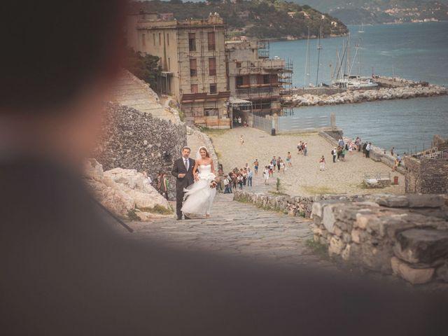 Il matrimonio di Enrico e Giancarla a Portovenere, La Spezia 15