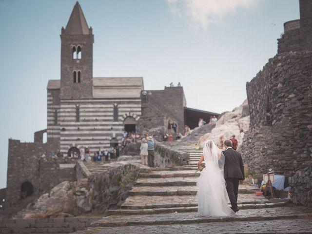 Il matrimonio di Enrico e Giancarla a Portovenere, La Spezia 16