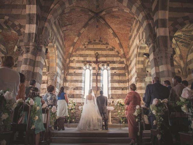 Il matrimonio di Enrico e Giancarla a Portovenere, La Spezia 17