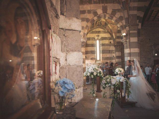 Il matrimonio di Enrico e Giancarla a Portovenere, La Spezia 20
