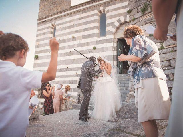 Il matrimonio di Enrico e Giancarla a Portovenere, La Spezia 21