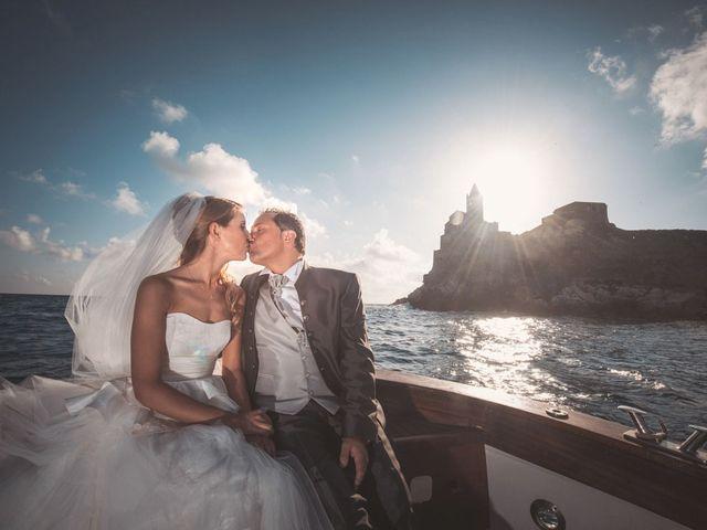 Il matrimonio di Enrico e Giancarla a Portovenere, La Spezia 22