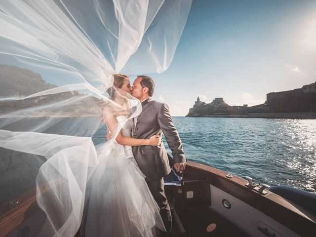 Le nozze di Giancarla e Enrico