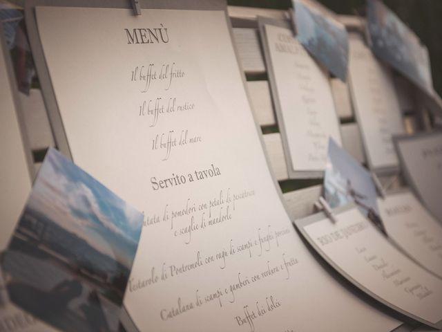 Il matrimonio di Enrico e Giancarla a Portovenere, La Spezia 28