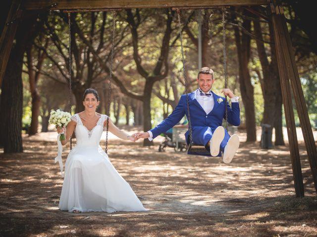 Le nozze di Erika e Cristian