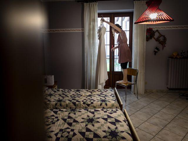 Il matrimonio di Luca e Adriana a Poirino, Torino 13