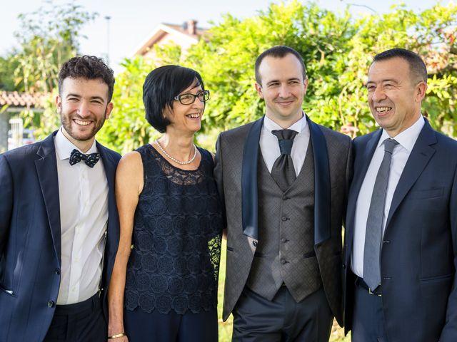 Il matrimonio di Luca e Adriana a Poirino, Torino 27