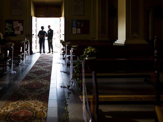 Il matrimonio di Luca e Adriana a Poirino, Torino 33