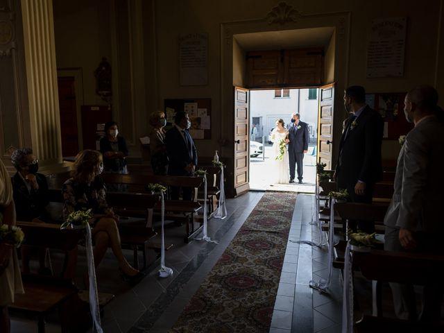 Il matrimonio di Luca e Adriana a Poirino, Torino 38