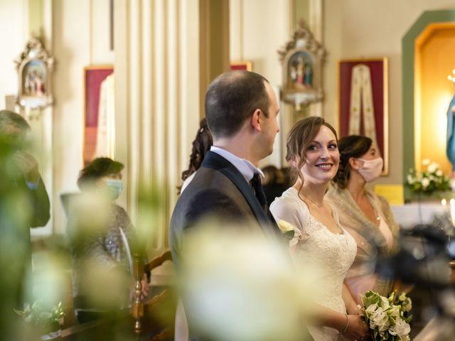 Il matrimonio di Luca e Adriana a Poirino, Torino 40