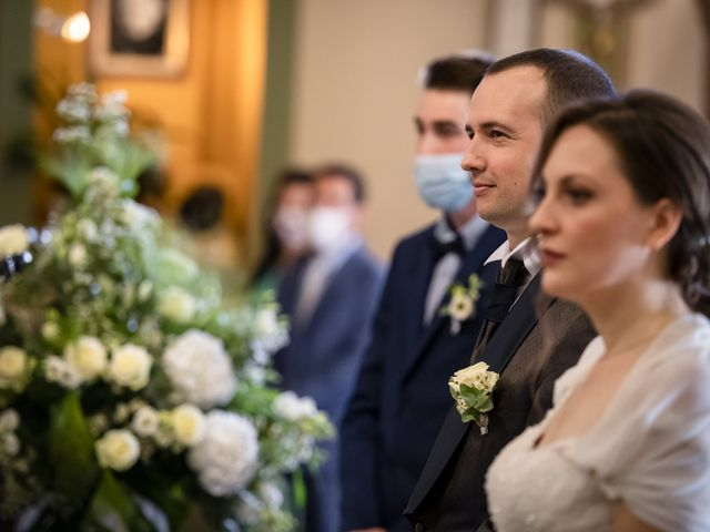 Il matrimonio di Luca e Adriana a Poirino, Torino 41