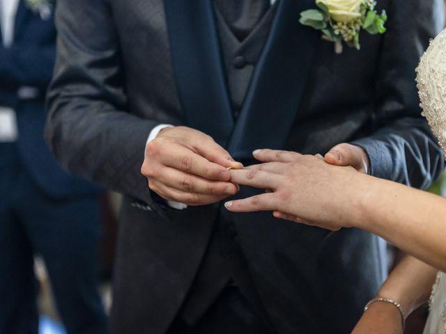 Il matrimonio di Luca e Adriana a Poirino, Torino 43