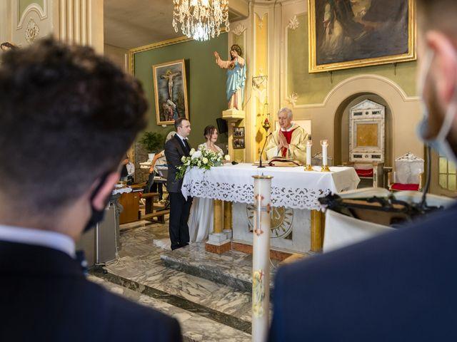 Il matrimonio di Luca e Adriana a Poirino, Torino 45