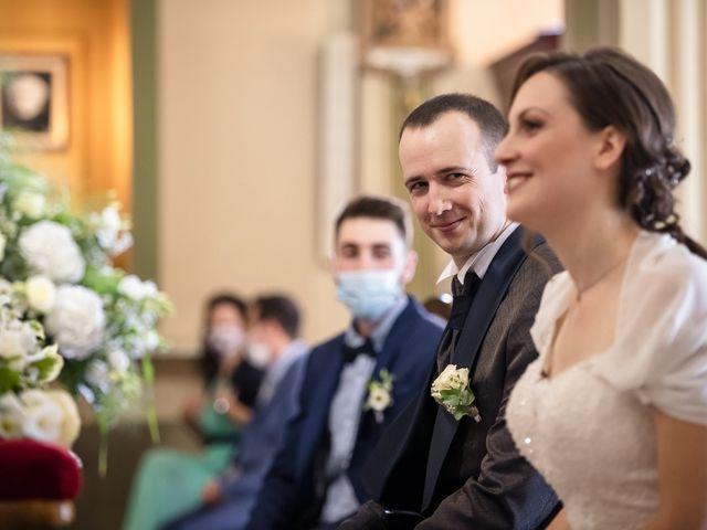 Il matrimonio di Luca e Adriana a Poirino, Torino 47