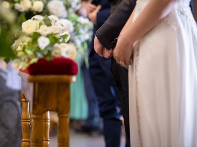 Il matrimonio di Luca e Adriana a Poirino, Torino 48